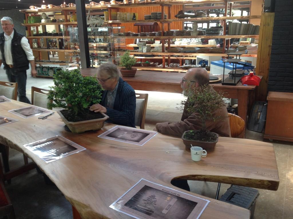 Bonsai Café NL 3 mei 19