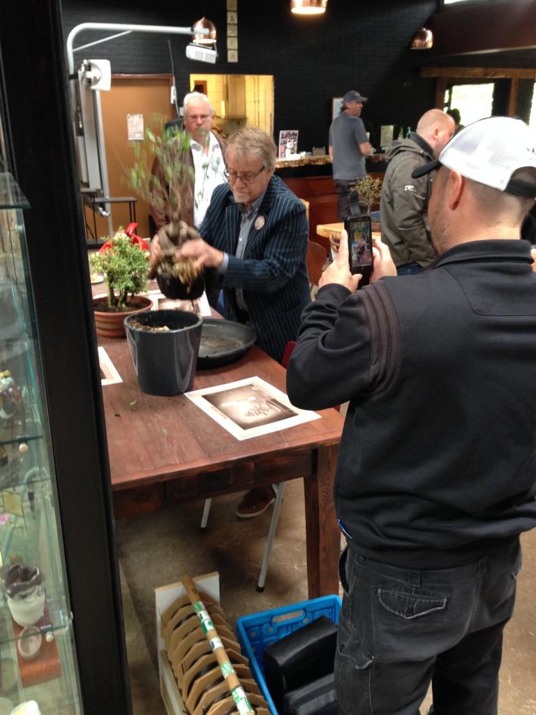 Bonsai Café NL 3 mei 35
