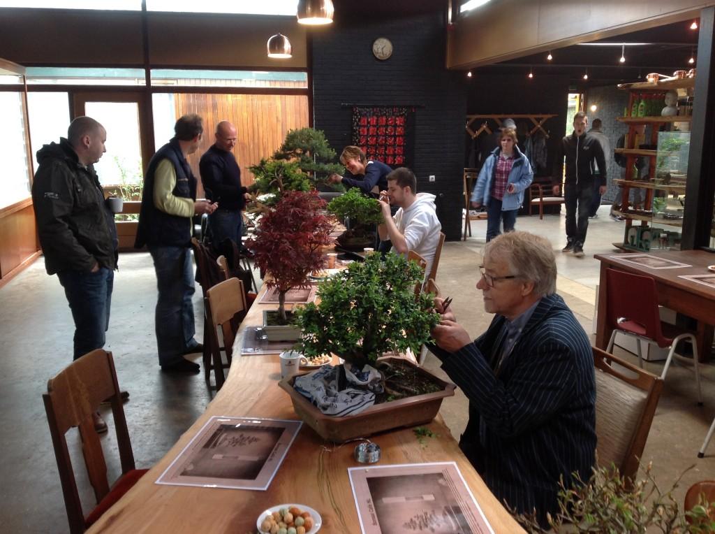 Bonsai Café NL 3 mei 47