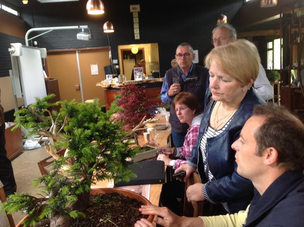 Bonsai Café NL 3 mei 54