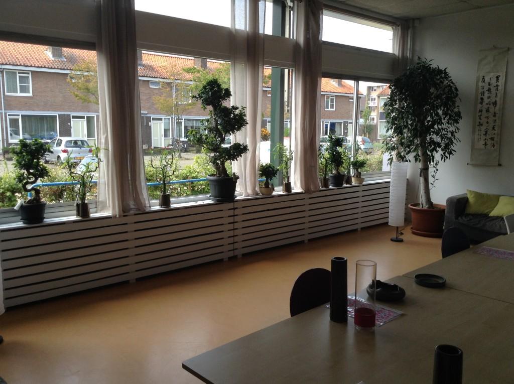 Bonsai Café NL 2 mei - 12