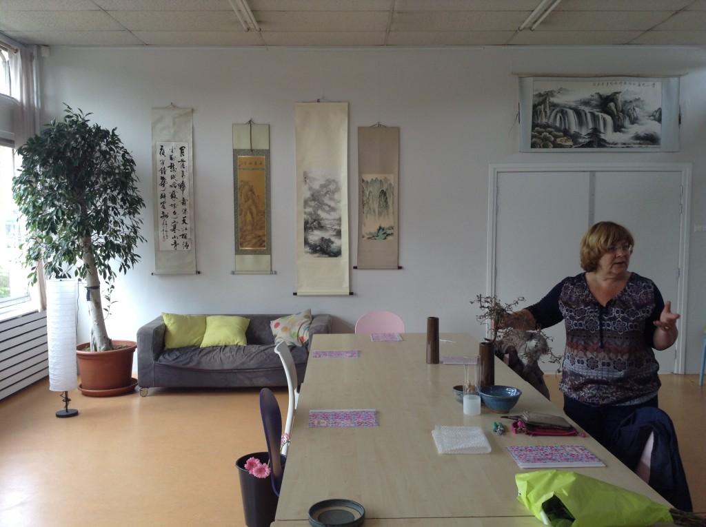 Bonsai Café NL 2 mei - 13