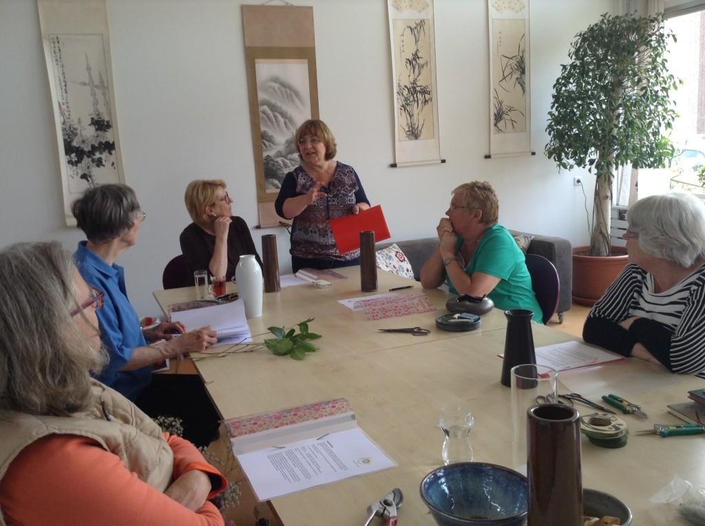 Bonsai Café NL 2 mei - 14