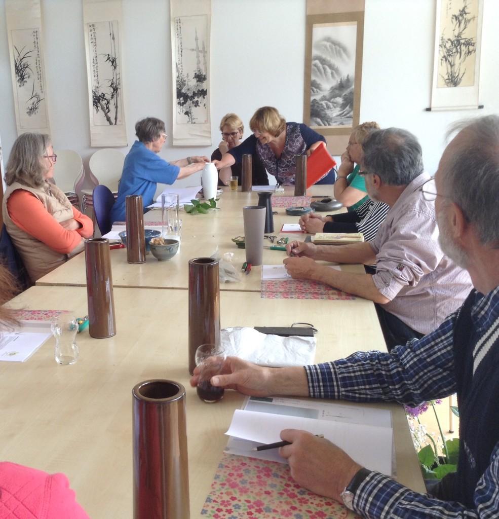 Bonsai Café NL 2 mei - 15