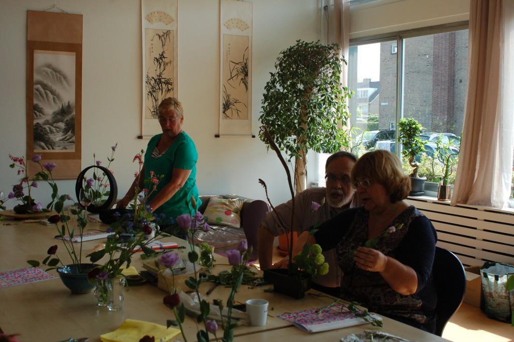 Bonsai Café NL 2 mei - 16