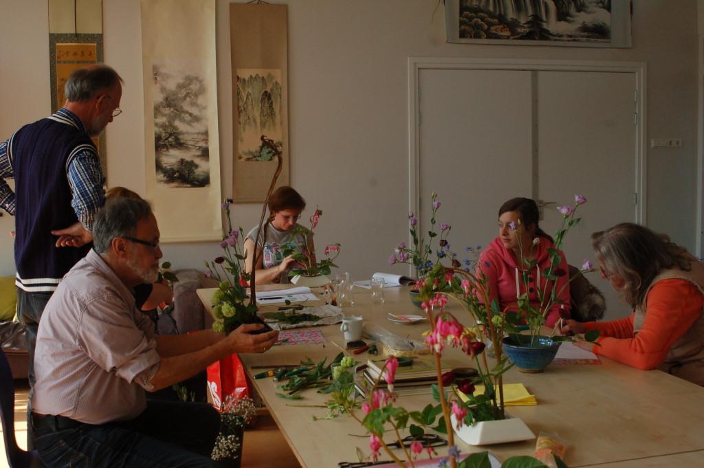 Bonsai Café NL 2 mei - 17