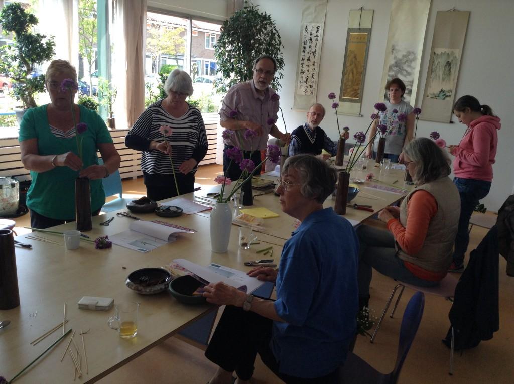 Bonsai Café NL 2 mei - 18