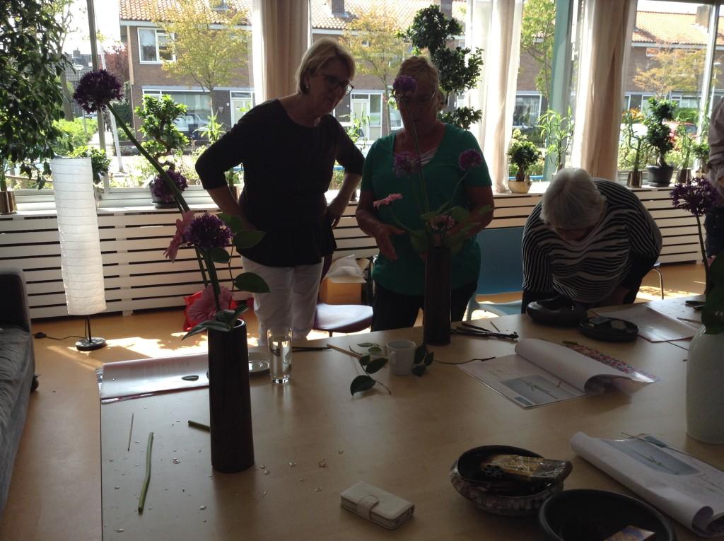 Bonsai Café NL 2 mei - 19