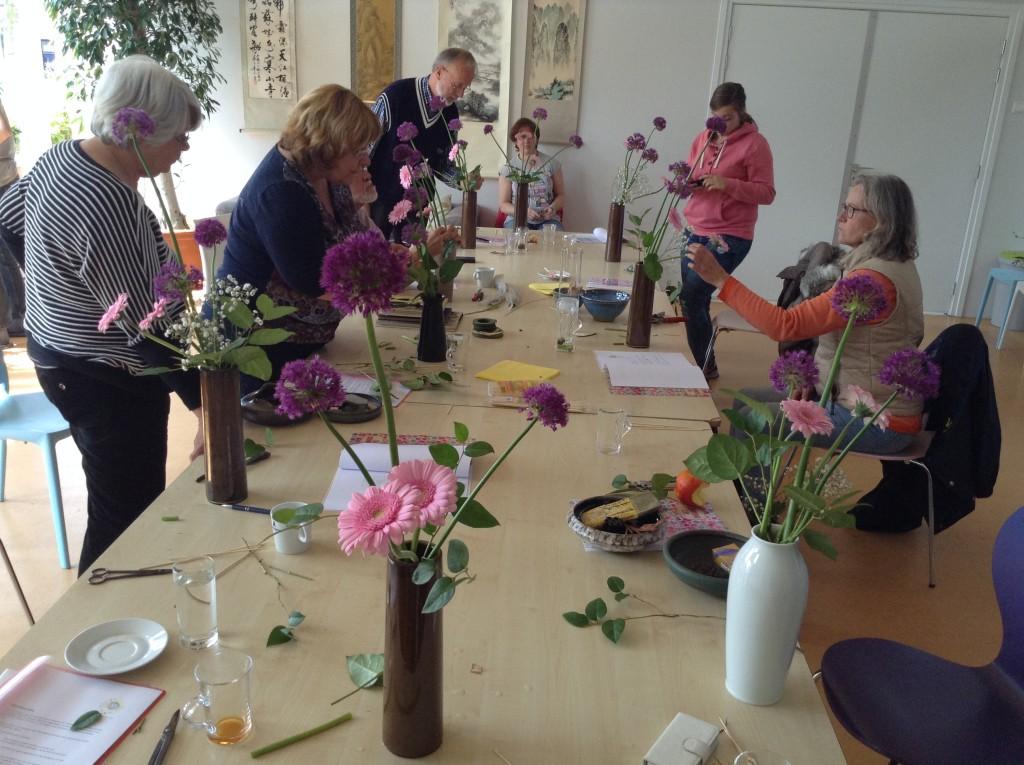 Bonsai Café NL 2 mei - 21