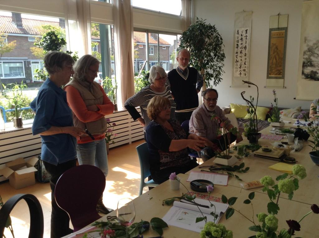 Bonsai Café NL 2 mei - 24