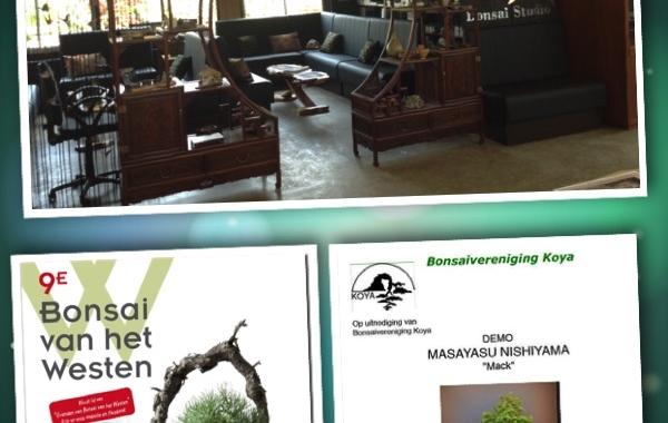 Speciale aandacht: 3 bonsai evenementen